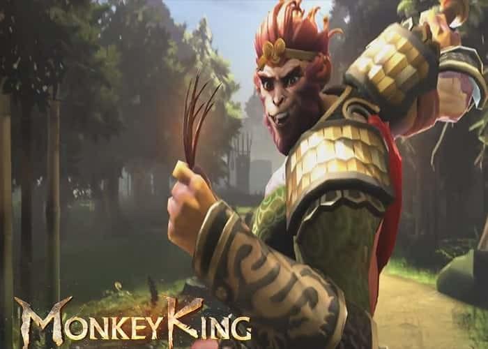 Monkey King, el nuevo personaje de Dota 2