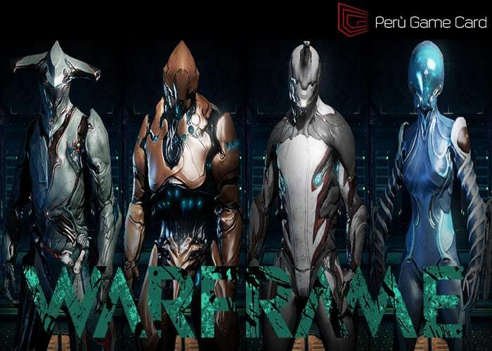 Warframe: The Game Awards