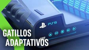 gatillo adaptativos ps5